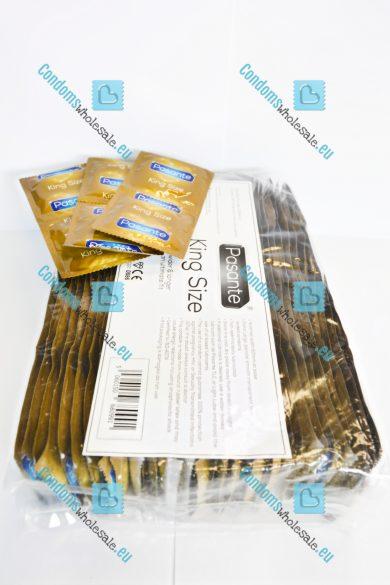 Pasante King size condom